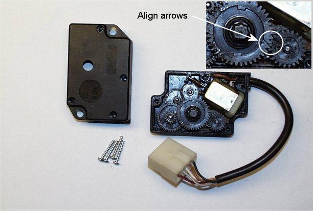 Heater flap 6